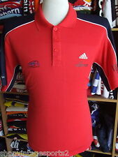 Polo Shirt Basler Lawn Tennis Club (M) Adidas Trikot Jersey Schweiz Switzerland