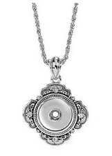GINGER SNAPS™ Grand Necklace for Interchangeable Ginger Snap - SN90-93