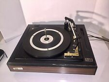 Vintage BSR 2260 AG TURNTABLE  w/Multi-Play Record spindle, dust cover