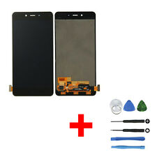 NEW Black LCD Display Touch Screen Digitizer Assembly For OnePlus X E1001 +Tools