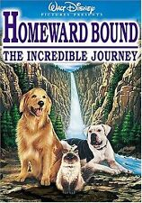 Homeward Bound: The Incredible Journey (2002, DVD NEUF) CLR/CC/DSS/Keeper