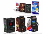 Stickers Lego Custom, Arcade Games 5, Instructions, city town Tron Minifig scale