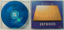 BAD BOYS BLUE - MAXI CD - ANYWHERE (N835)