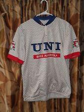 """Vintage """"UNI BREZ ALKOHOLA"""" Cycling Jersey ~ XL/4 ~ VG Pre-Owned"""
