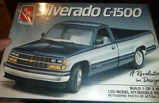 AMT 1989 Chevrolet C-1500 Silverado Pickup 1/25 FS Model Car Mountain KIT 6276
