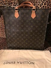 LOUIS VUITTON LV Classic Monogram Shopper Tote Bag