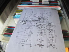 8ft Dempster #12 Windmill Parts List and Diagrams