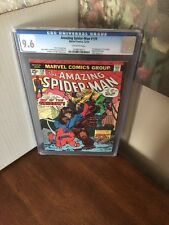 Amazing Spider-Man 139 Cgc 9.6 1St Grizzly