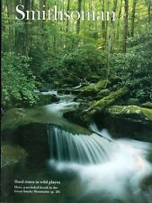 1993 Smithsonian Magazine: Great Smoky Mountains/Navajo Code Talkers/Feng Shui