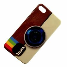 For iPhone 4 4G 4S Instagram Camera Photography Inspire Hipster Hard Back Case