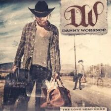 Danny Worsnop - The Long Road Home - New Signed CD Album