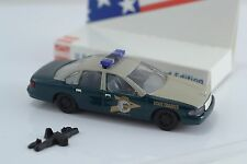 Busch 47687 Chevrolet Caprice New Hampshire State Trooper HO Scale 1:87