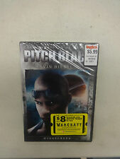 The Chronicles of Riddick: Pitch Black (DVD 2000) Vin Diesel Widescreen New/Seal