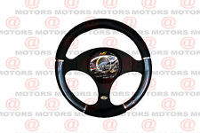 Protector Black Chrome Carbon Steering Wheel Cover 14.37'' All Car Models New