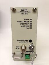 Antec XMTR LLNTR 1539.77 nm 5-210 MHz Fiber Optic Return Transmitter