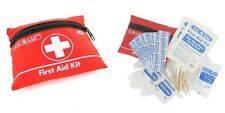 38 Pieces First Aid Kit for Home Office Car Travel Camping Medical Emergency NEW