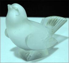 """Lalique France, """"Le moineau moqueur"""" (sans boîte)"""