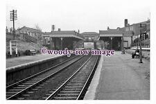 bb1105 - Black Horse Road Railway Station , Essex in 1961 - photograph