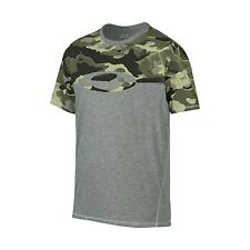 New Oakley men camo t shirt tee graphic size L bob romeo medusa xx elite