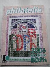 Zeitschrift  philatelie BDPh - Ausgabe 04/06 -Nr. 346 60 Jahre Bund Deutscher Ph