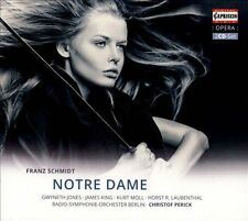 Franz Schmidt: Notre Dame (CD, Jun-2013, 2 Discs, Capriccio Records)