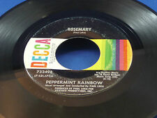 PEPPERMINT RAINBOW - Don't Wake Me Up In The Morning, Michael / Rosemary - 1969
