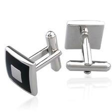 2 Stainless Steel Men's Cufflinks Cuff Links Hot Style