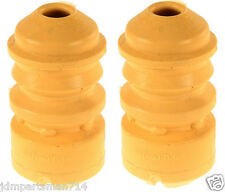 BMW E36 E46 318i 318is Set of 2 URO Rear Shock Bumpers 33 53 1 136 395