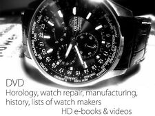 HOW TO REPAIR YOUR WATCH AND START A HOBBY? THIS DVD IS THE BEST PLACE TO START!