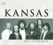 Kansas - Live: Dust in the Wind  (CD, Feb-2005, 2 Discs, Double Pleasure)