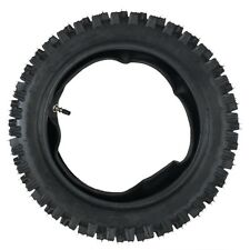 "OFF ROAD PITBIKE TYRE 80/100-12 12 INCH REAR DIRT TIRE + TUBE 3.0-12"" MINI TRAIL"