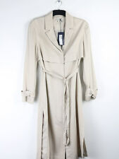 BNWT Marks and Spencer Womens Camel Coat Size 8