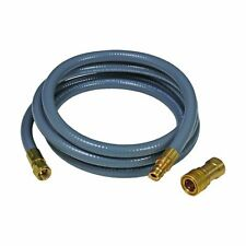 "Charbroil Gas Gas 3/8"" Natural Gas Quick Release Disconnect 10' Grey Hose Kit"