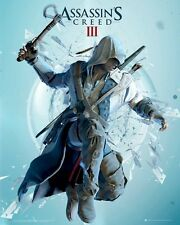 ASSASSIN'S CREED III ~ ATTACK 16x20 Video Game POSTER 3 Connor Kenway