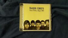 KAISER CHIEFS - YOURS TRULY ANGRY MOB. CD