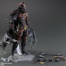 DC Comics Variant Play Arts Kai Batman Timeless Wild West Figure UK Seller