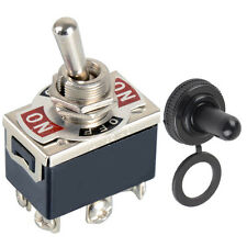 1x 6 Pin DPDT Switch on/off/on motor reverse Polarity DC Moto S2EG