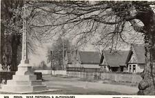 Penn War Memorial Almshouses Nr Beaconsfield unused RP pc Adams Studios