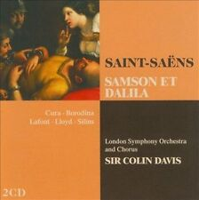 Saint-Saens: Samson Et Dalila, New Music