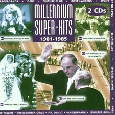 Millennium Super-Hits (1981-1985) Propaganda, OMD, Culture Club, Paul Y.. [2 CD]