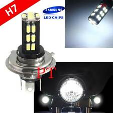 H7 Samsung (1 Pc) LED 30 SMD White Xenon 6000K Headlight Light Bulb Motorcycle