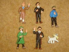 Tintin - 1990 Bully Figures - Individual Purchase