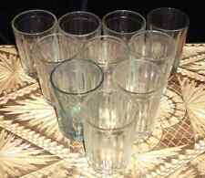 RUSSIAN FACETED NEW TEA GLASS 10 pcs. GRANENNIY STAKAN MUHINA'S GRANCHAK #7