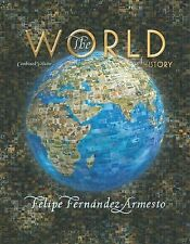 The World: A History, Combined Volume, Felipe Fernandez-Armesto, Good Book