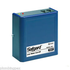 Hydrolevel Safgard 550 Commercial Hot Water Boiler LWCO Low Water Cutoff 120 VAC