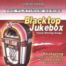 Various Black Top Juke Box - Truck Driving Songs CD