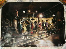 Girls' Generation Re: package Album The Boys Japan Promo Poster (Ver.B)