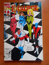EXCALIBUR #47 Marvel Comics  [SA42]