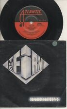 "THE FIRM   BAD COMPANY   Rare 1985 Aust Only 7"" OOP P/C Single ""Radioactive"""