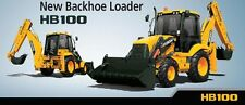 HYUNDAI BACKHOE LOADER HB100 HB90 WORKSHOP SERVICE REPAIR MANUAL